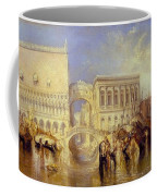 The Bridge Of Sighs Coffee Mug