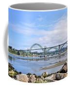 The Bridge To Old Town Coffee Mug