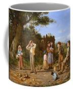 The Broken Jar Coffee Mug by J O Banks