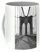The Brooklyn Bridge Coffee Mug
