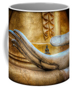 The Buddhas Hand Coffee Mug