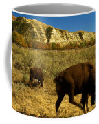The Buffalo Dance Coffee Mug