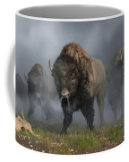 The Buffalo Vanguard Coffee Mug