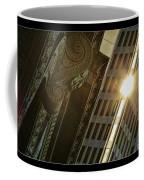 The Building Twightlight Coffee Mug