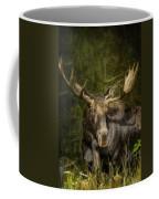 The Bull Moose Coffee Mug