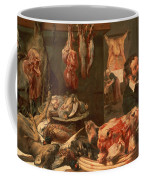 The Butcher's Shop Coffee Mug