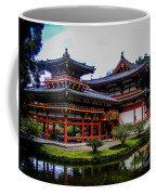The Byodo-in Temple Coffee Mug