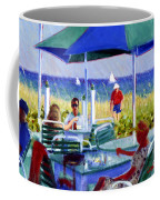 The Cabana Club Coffee Mug
