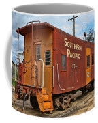 The Caboose Coffee Mug