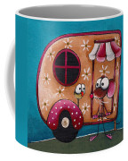 The Camper Van Coffee Mug