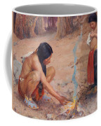 The Campfire Coffee Mug