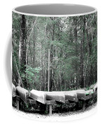 The Canoes  Coffee Mug