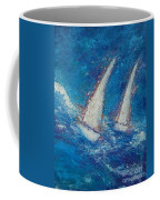 The Canvas Can Do Miracles Coffee Mug