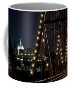 The Capitol Of Harrisburg Coffee Mug