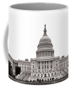 The Capitol Coffee Mug by Olivier Le Queinec