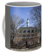 The Capitol Squared Coffee Mug