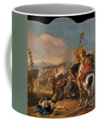 The Capture Of Carthage Coffee Mug