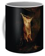 The Carcass Of An Ox, Late 1630s Coffee Mug