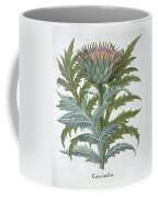 The Cardoon, From The Hortus Coffee Mug