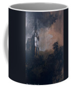 The Castle In The Moonlight  Coffee Mug
