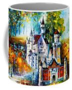 The Castle Of 4 Seasons Coffee Mug