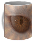 The Cat Eye Coffee Mug