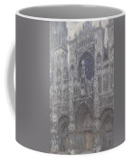 The Cathedral In Rouen Coffee Mug