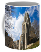 The Cathedral Of Learning 2g Coffee Mug
