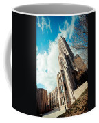 The Cathedral Of Learning 3 Coffee Mug