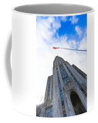 The Cathedral Of Learning 4 Coffee Mug