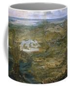 The Cavalry At The Siege Of Breda Coffee Mug
