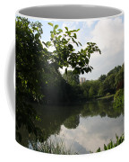 The Central Park Pond Coffee Mug