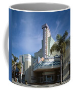 The Century Theatre In Ventura Coffee Mug