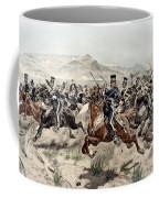 The Charge Of The Light Brigade, 1895 Coffee Mug