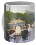 The Charles River Sailing Club Coffee Mug