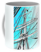 The Charles W Morgan Coffee Mug