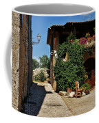 The Charming Patio Coffee Mug