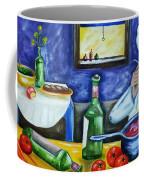 The Chef Coffee Mug