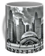 The Chicago Bean II Coffee Mug