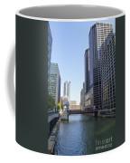 The Chicago River Coffee Mug