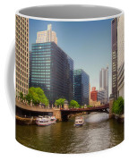 The Chicago River South Branch Coffee Mug
