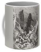The Children Destroyed By Bears Coffee Mug