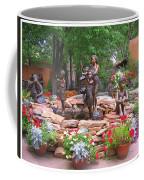 The Children Sculpture Garden - Santa Fe Coffee Mug