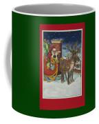 The Christmas List Coffee Mug