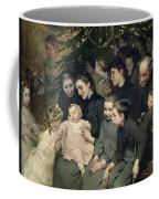 The Christmas Tree At The Dispensary Coffee Mug