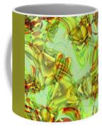 The Chrysalis Shatters Coffee Mug