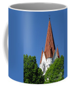 The Chuch Tower- Silute- Lithuania Coffee Mug