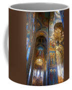 The Church Of Our Savior On Spilled Blood - St. Petersburg - Russia Coffee Mug