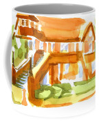 The Church On Shepherd Street Vi Coffee Mug