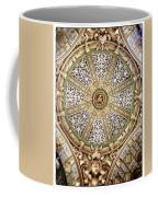 The Church San Juan Del Hospital Of The Orden Opus Dei In Valencia. Coffee Mug